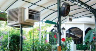 Evaporative Air Cooler Suppliers and Services | Evapoler