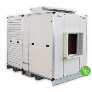 Indirect Evaporative Cooling
