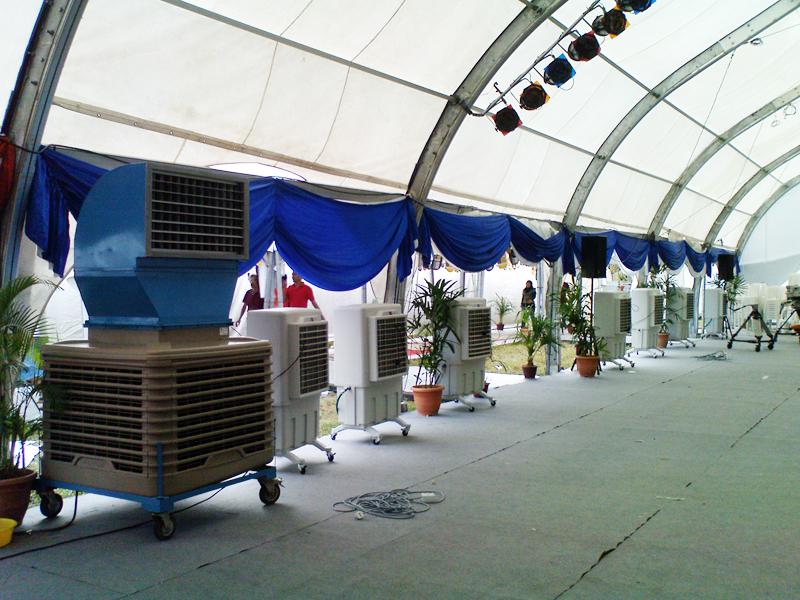 Open Air Performances