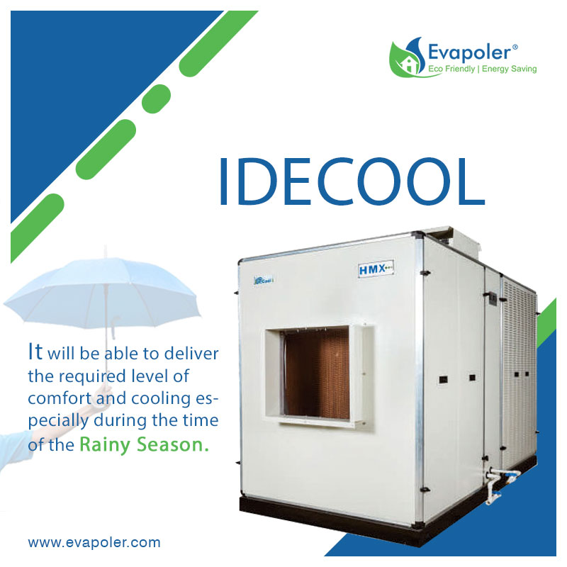 Indirect Evaporative Coolers