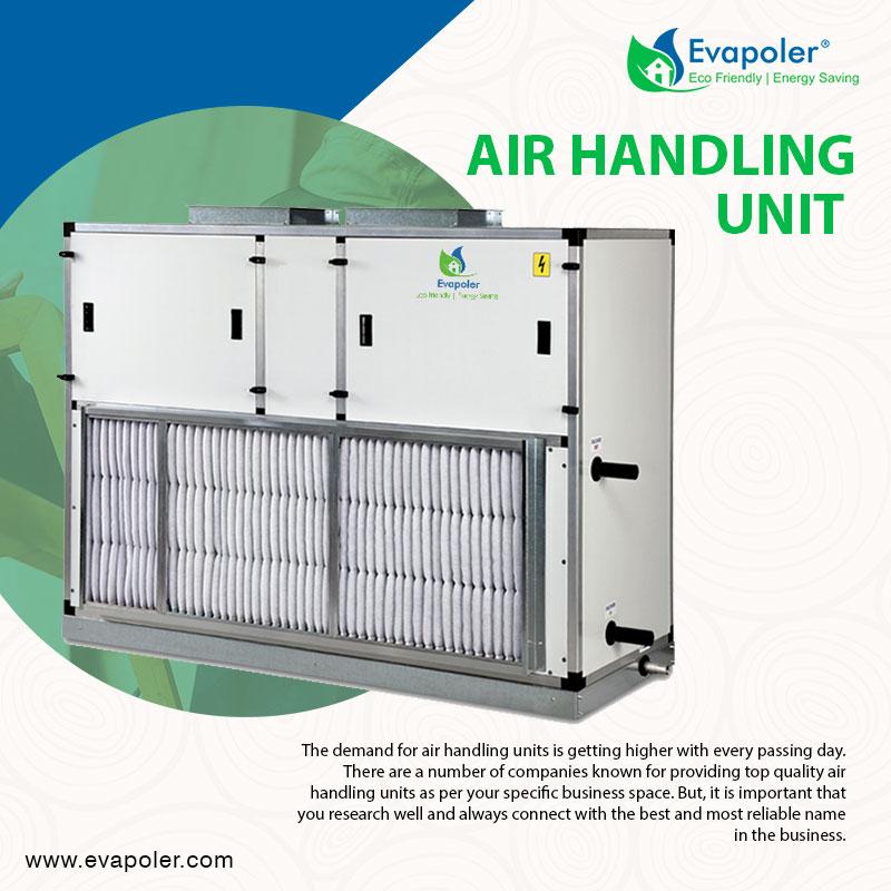 Air handling unit manufacturer