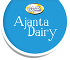 ajanta dairy logo