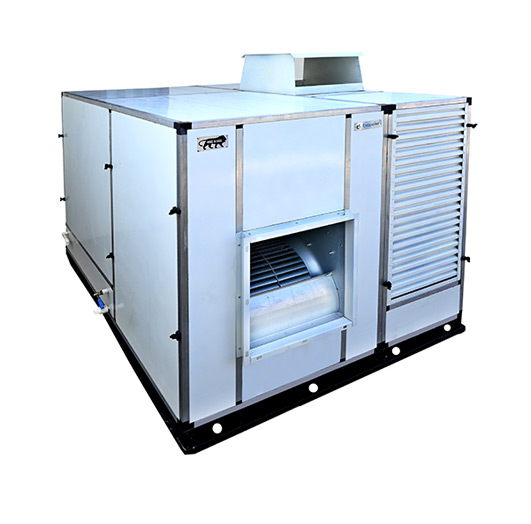 Indirect Evaporative air Cooling