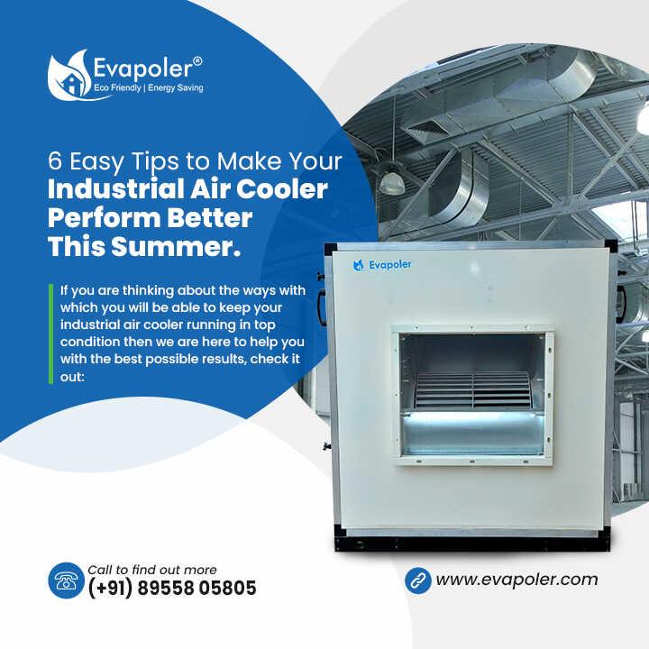Air cooler Manufacturer
